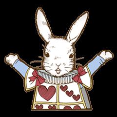 アリスのウサギ2