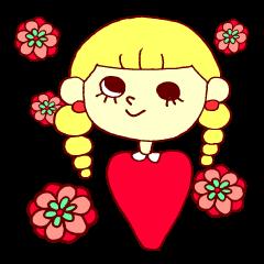 Candyさちこ。