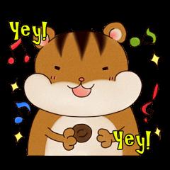 食いしん坊リスのムンタ(英語版)