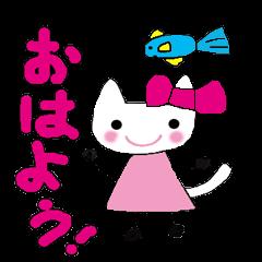 ネコのみーちゃん♡