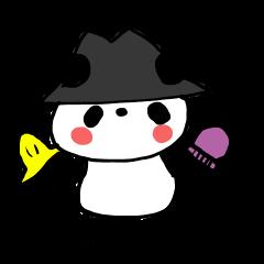帽子パンダ~日常会話~