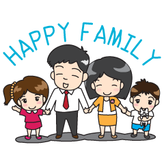 Happy Family(ENG)