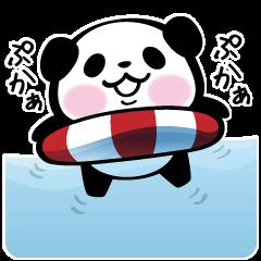 パンダぁー4【夏はアツアツ編】