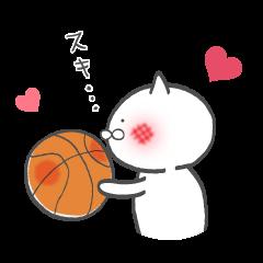 ねこバスケ