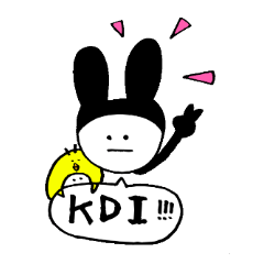 うさぎのパジャマシー ~KDI編~