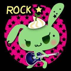 ROCK! マカロン★ラビット