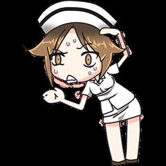 "Hard Working Nurse ""Ploysri"""