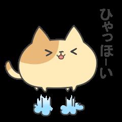 【シュール】まる猫&まるうさぎ!