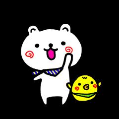 シロクマちゃん2