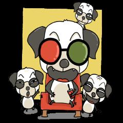 Panda dog ( un un )