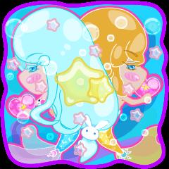 マーメイドの妖精 U & MI