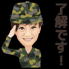 福島和可菜の人生enjoy☆スタメンスタンプ!