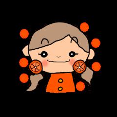 オレンジちゃん