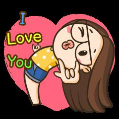 TuaGom : a little cute girl 3 [Eng]