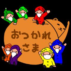 7人の小人たち