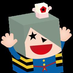 ゲゲゲの鬼太郎×箱氏の妖怪スタンプ