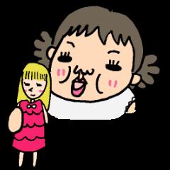 ねいちゃんの妹