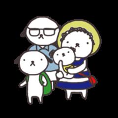 犬の家庭生活(日常編2)