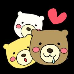 いわきのクマ(福島)