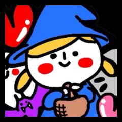 ハッピーハロウィン [季節のご挨拶・秋]