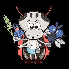 BugHum : Ladybug Guardian hunters
