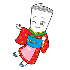 東秩父村キャラクター「わしのちゃん」
