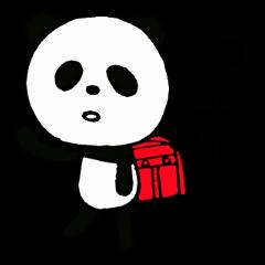 きまぐれパンダ