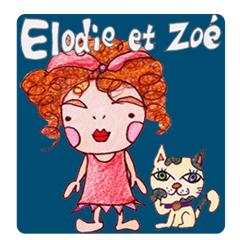 Elodie et Zoé