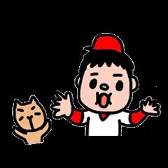 どんくんとカピバラちゃん2 Ver.ゆるめ