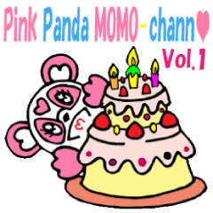 めっちゃ便利!パンダのモモちゃん Vol.1