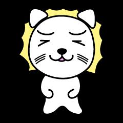 ふつうのホワイトライオン