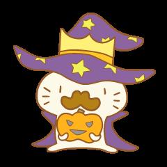ハムスター王のハロウィンパーティ!