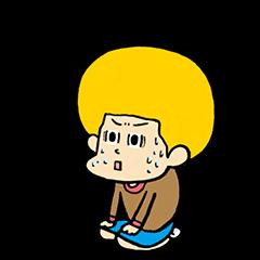 福井県粟食べ村の人々