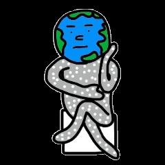 考える地球