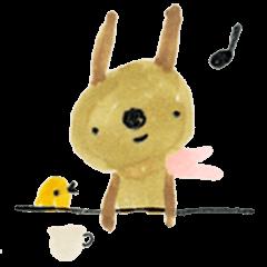 Anano Rabbit U-pi うさぎのウーピ