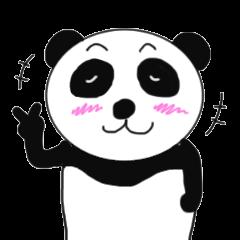 パンダ 日常会話編