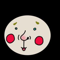 [LINEスタンプ] 少英丸 (1)