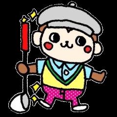 大好きゴルフ!!3