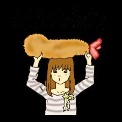 ハピWORLD~動物と食べ物~