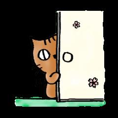 猫のトラタ4