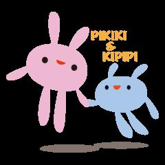 ピキキとキピピ2