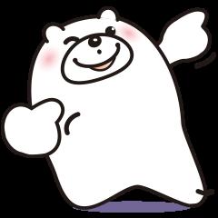 微笑みクマのスマイル
