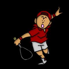 テニスボーイ
