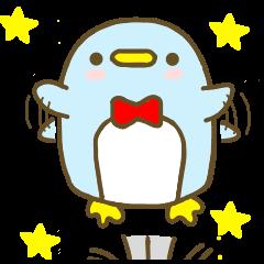 蝶ネクタイペンギン