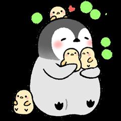ペンギンきょうだい3