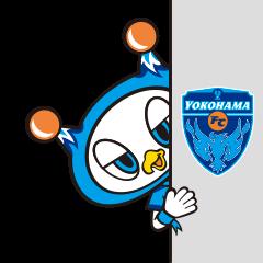 横浜FC公式フリ丸スタンプ