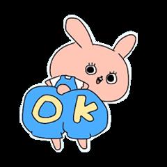 うさぎ‐ウサギ‐USAGI