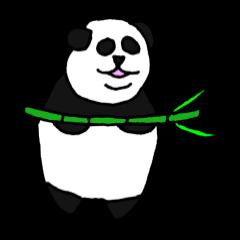 まったりパンダのパンパン2