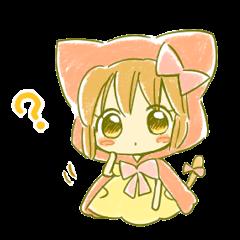 ねこみみ赤ずきんちゃん