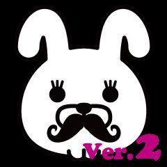 ひげうさぎちゃん~Ver.02~